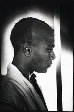 Rare Basquiat photograph (Samo)