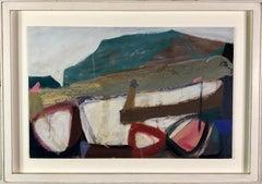 Nicholas Turner Harbour Arm, 2019 landscape oil painting