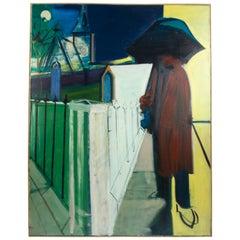 Nicholas Volley, 'Corner of Avenue Road'