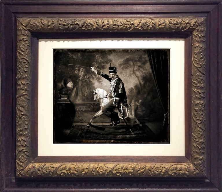 Nick Simpson - Blunder of the 13th Light: Vintage Style Sepia ...