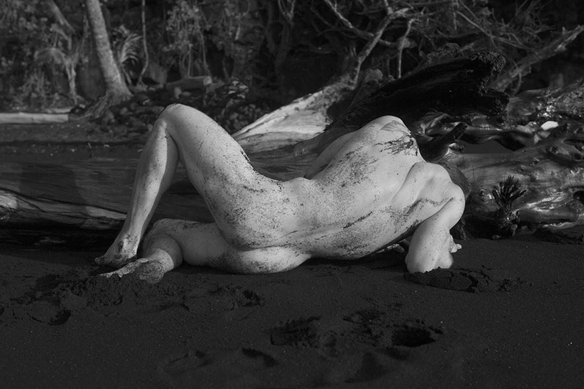 Untitled (Black Sand)