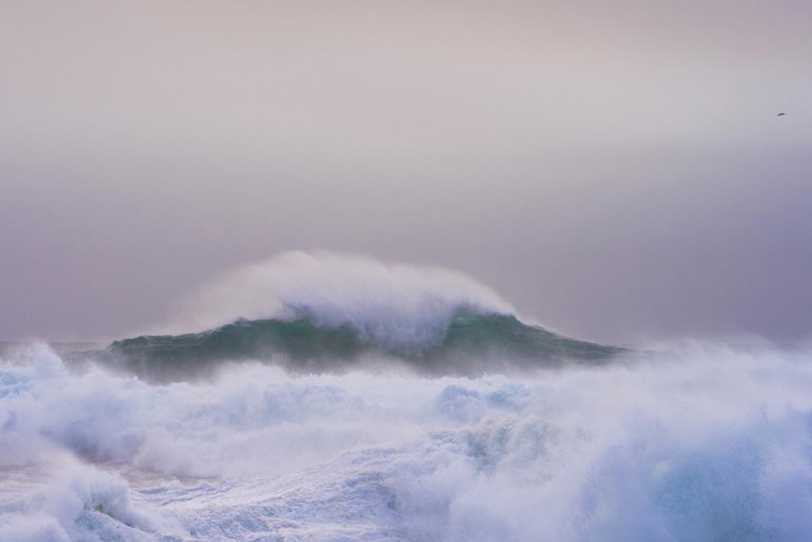 Untitled (Wave Break #3)