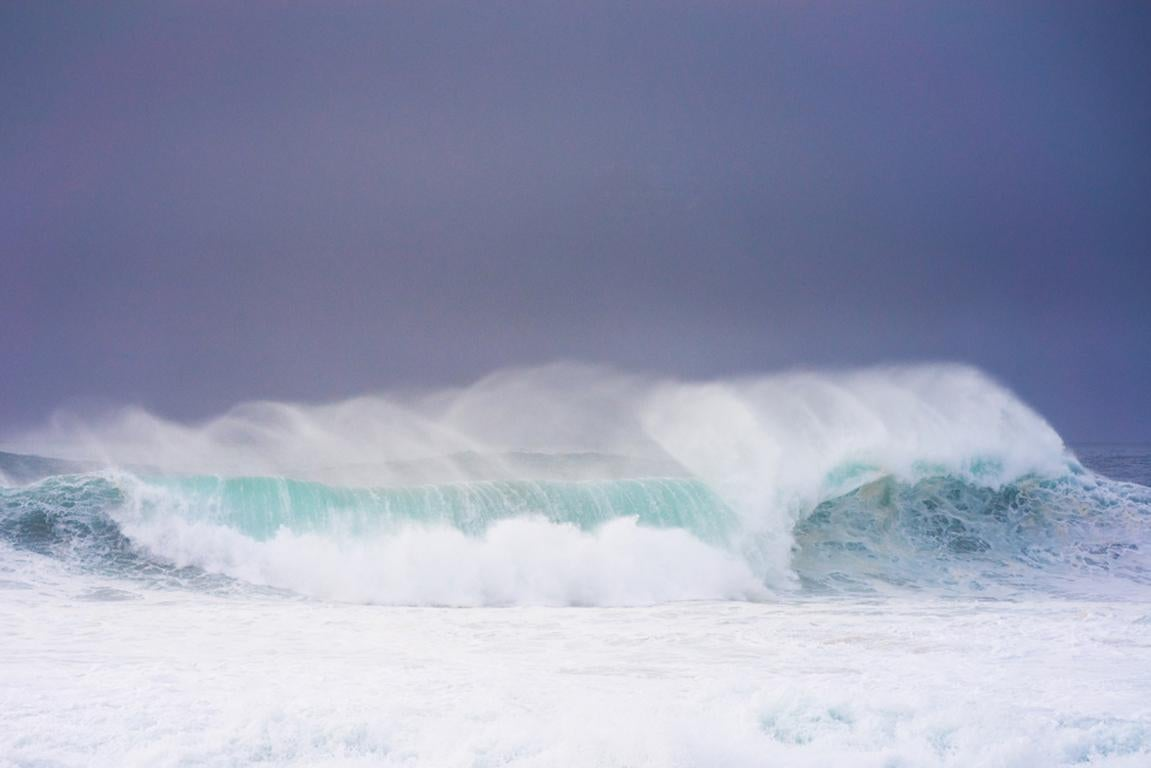 Untitled (Wave Break #5)