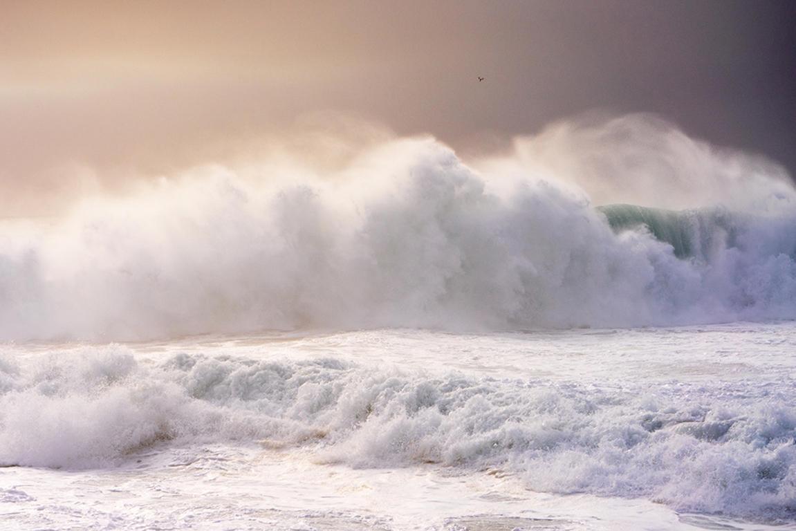 Untitled (Wave Break #6)
