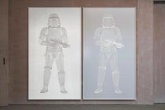 Stormtrooper Diptych