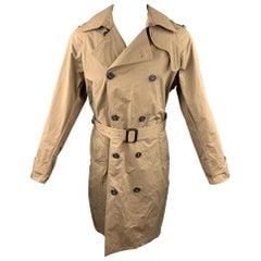 NICK WOOSTER x PAUL & SHARK Size M Tan Mixed Fabrics Polyester / Nylon Coat