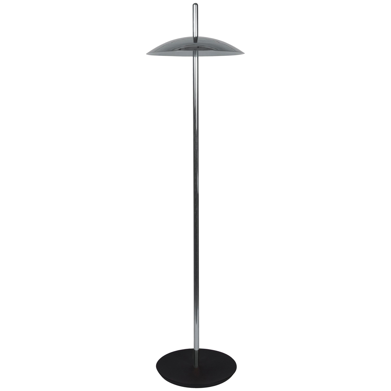Nickel Signal Floor Lamp from Souda
