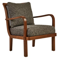 Nickey Kehoe Collection Cane Back Chair