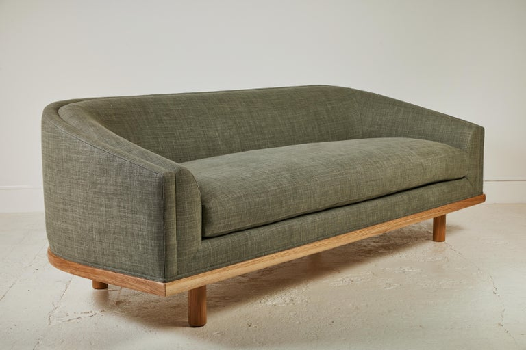 Nickey Kehoe Collection Curved Sofa In New Condition In Los Angeles, CA
