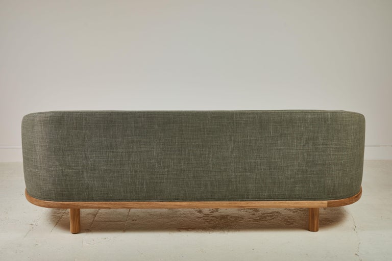 Nickey Kehoe Collection Curved Sofa 1