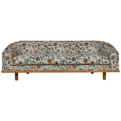 Nickey Kehoe Collection Curved Sofa