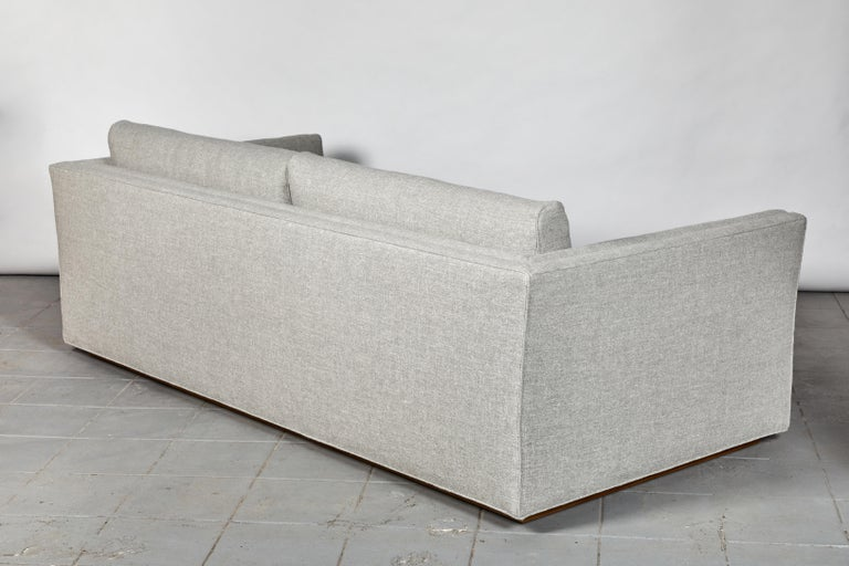 Nickey Kehoe Collection Modern Sofa In New Condition For Sale In Los Angeles, CA