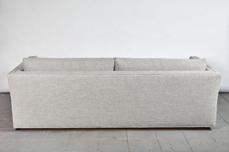 Contemporary Nickey Kehoe Collection Modern Sofa For Sale