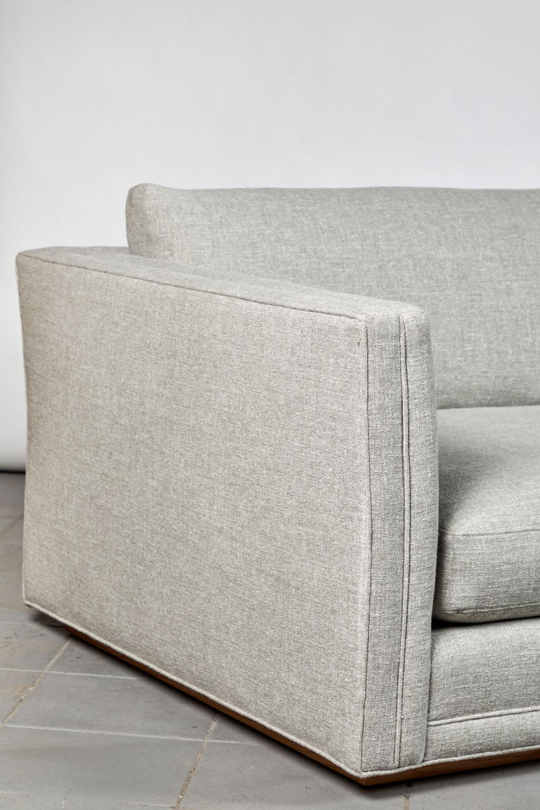 Nickey Kehoe Collection Modern Sofa For Sale 3