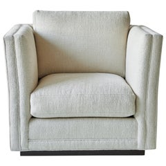 Nickey Kehoe Collection Modern Swivel Chair