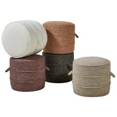 Nickey Kehoe Collection Round Hassock
