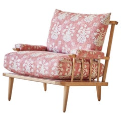 Nickey Kehoe Collection Spindle Back Viewing Chair