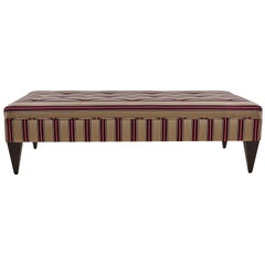 Nickey Kehoe Collection Tufted Ottoman