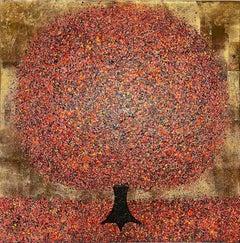 Nicky Chubb, A Golden Time, Contemporary Art, Affordable Art, Art Online