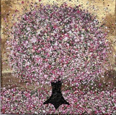 Nicky Chubb, Everlasting Cherry Blossom II, Contemporary Art, Affordable Art
