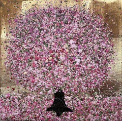 Nicky Chubb, Everlasting Cherry Blossom III, Affordable Art, Contemporary Art
