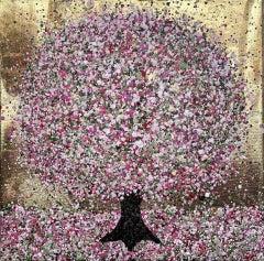 Nicky Chubb, Everlasting Cherry Blossom IV, Contemporary Art, Affordable Art
