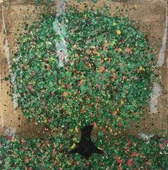 Nicky Chubb, Summertime Magic II, Affordable Art, Original Painting