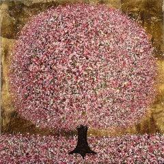 Nicky Chubb Wonderful, Cherry Blossom, Tree Art, Affordable Art, Art Online
