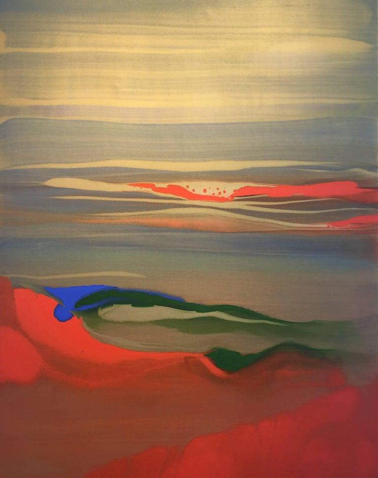 Nico Munuera Abstract Painting Boneless Vi