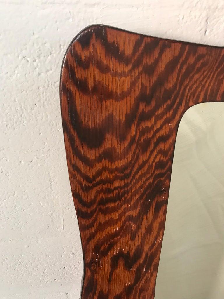 Nicola L Style Figural Mirror For Sale 2