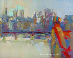 Along the Seine, Notre Dame