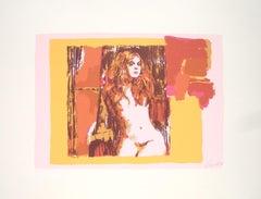 Tosca - Original Screen Print by Nicola Simbari - 1976