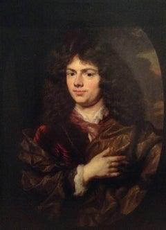 Portrait of a Gentleman, Dutch , 17th century.
