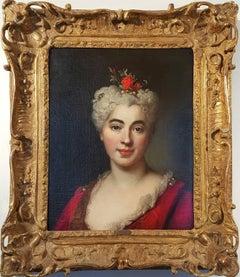 Portrait Of Elisabeth Marguerite, The Artist's Daughter