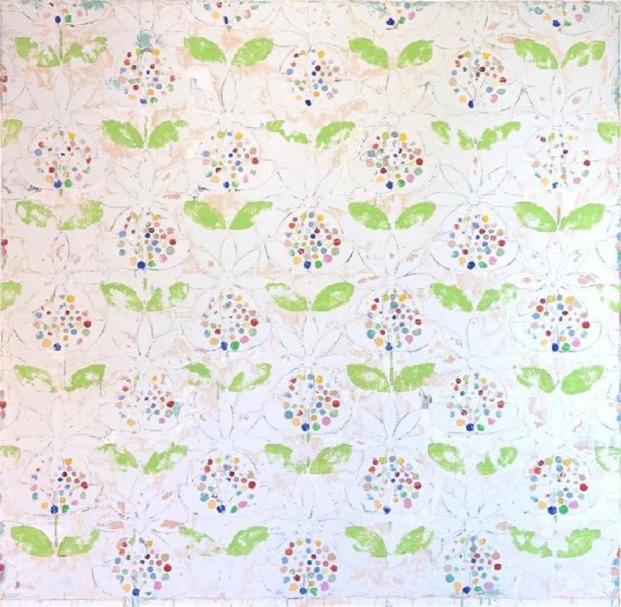 Pattern (Flowers No. 4)