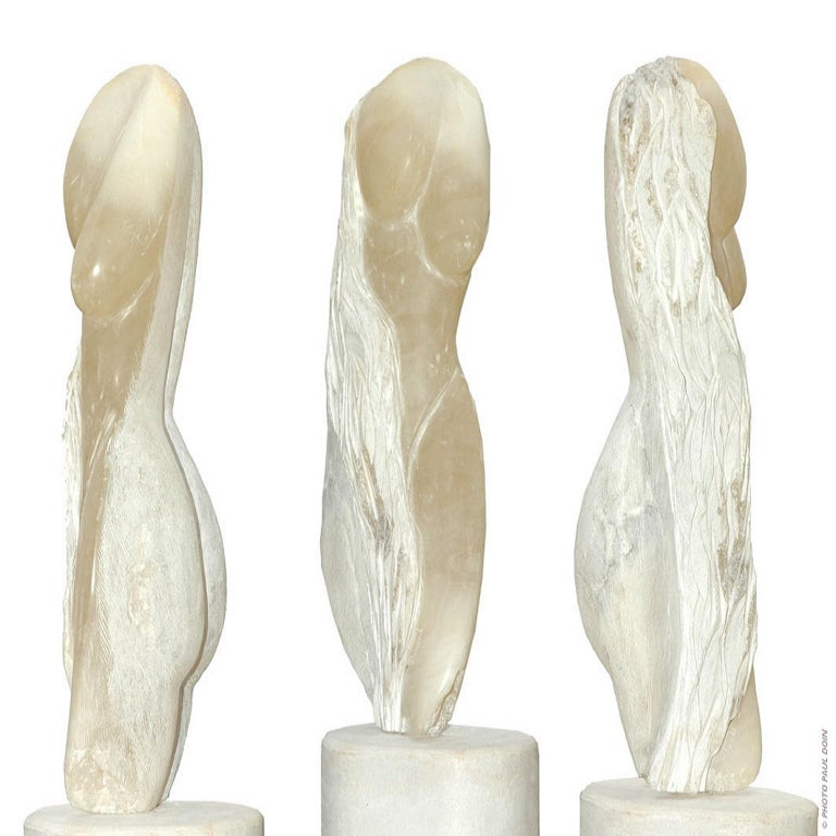 21st Century, French, Figurative & Nude Sculpture by Nicole Durand For Sale 1