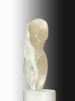 21st Century, French, Figurative & Nude Sculpture by Nicole Durand