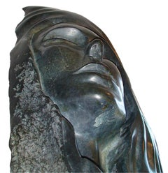 Mystique - 21st Century Contemporary Figurative Bronze Sculpture
