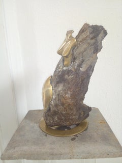 NUDE ,STONE and BRONZE SCULPTURE Contemporary 19h  century style