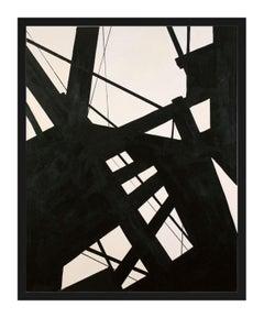 Bridge 1- FRAMED IN BLACK