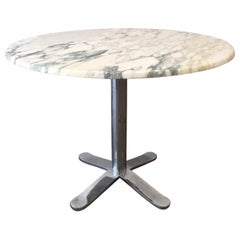 Nicos Zographos Marble-Top Table