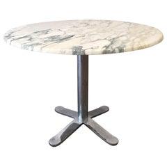 Nicos Zographos Marble-Top Table