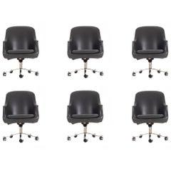 Nicos Zogrophos High Back Executive Chairs