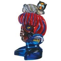 Nido de Gato Sculpture by Alfredo Sosabravo Limited Edition