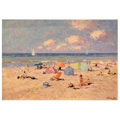 Perfect Beach Day by Niek van der Plas