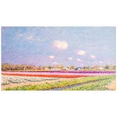 Niek van der Plas, The Tulip Field