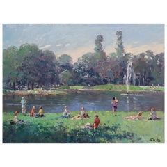 Niek van der Plas, Weekend Park day