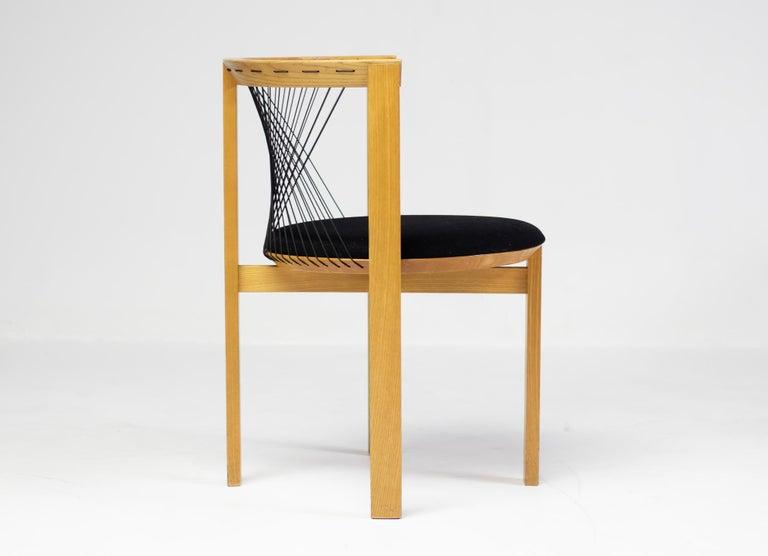 Danish Niels Jørgen Haugesen String Chair For Sale