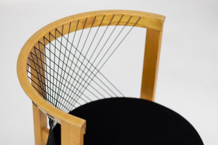 Niels Jørgen Haugesen String Chair For Sale 1