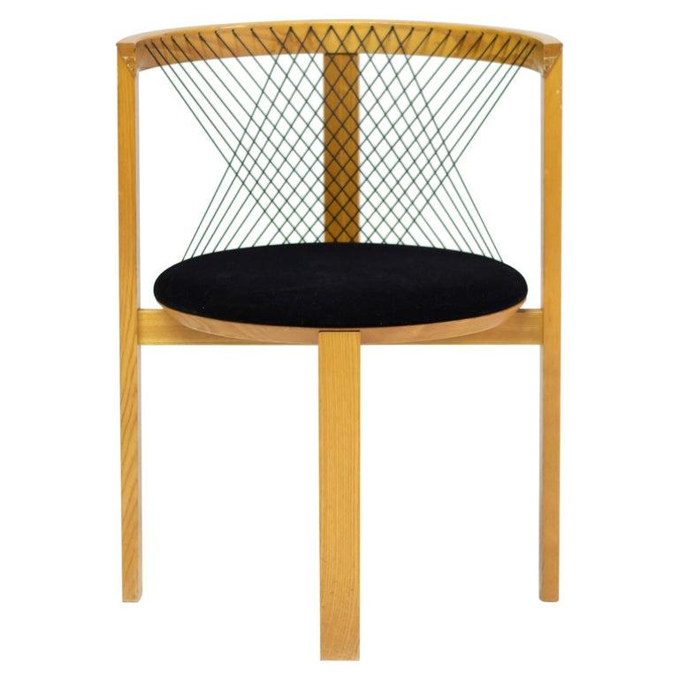 Niels Jørgen Haugesen String Chair For Sale